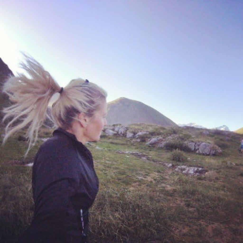 Femke Reynaert - Green Fox on the run